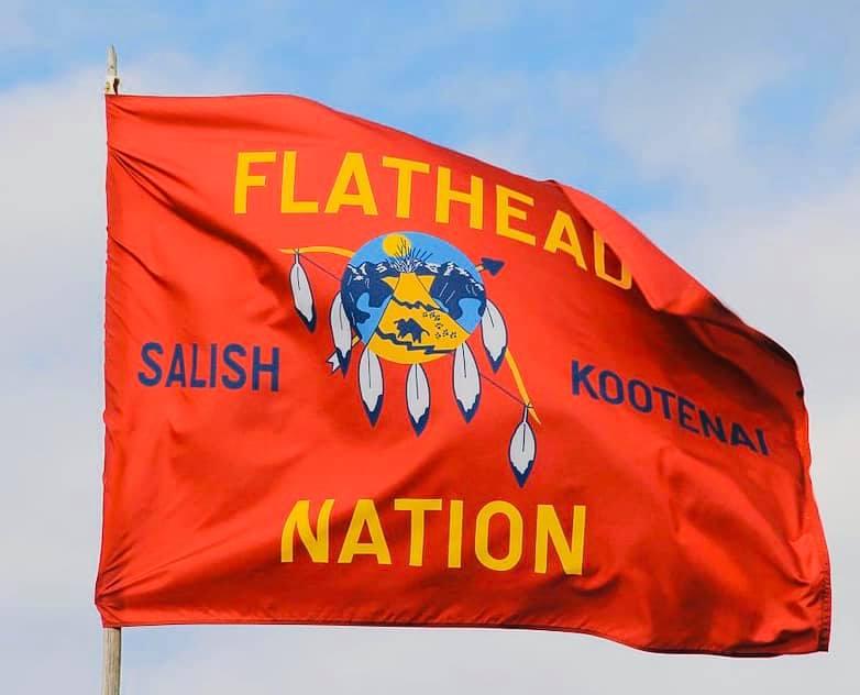 CSKT flag